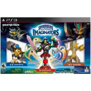 Skylanders Imaginators kezdőcsomag (PS3)