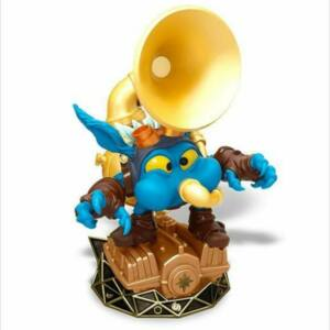 Skylanders Superchargers / Supercharger figura / Big Bubble Pop Fizz ˇHASZNÁLT