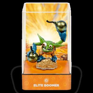 Skylanders Superchargers / Elite figura / Elite Boomer