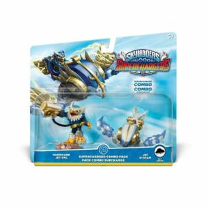 Skylanders Superchargers / Supercharged Combo Pack / Hurricane Jet-Vac & Jet Stream