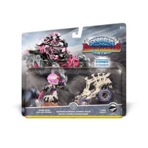 Skylanders Superchargers / Supercharged Combo Pack / Bone Bash Roller Brawl & Tomb Buggy