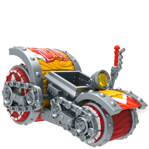 Skylanders Superchargers / Jármű / Barrel Blaster ˇhasznált