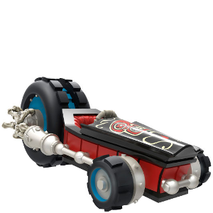 Skylanders Superchargers / Jármű / Crypt Crusher
