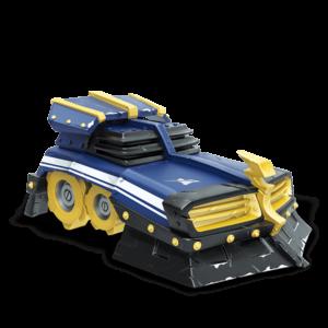 Skylanders Superchargers / Jármű / Shield Striker ˇHASZNÁLT