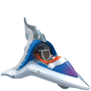 Skylanders Superchargers / Jármű / Sky Slicer ˇHASZNÁLT