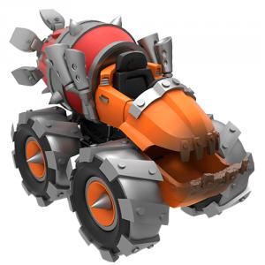 Skylanders Superchargers / Jármű / Thump Truck ˇhasznált
