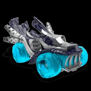 Skylanders Superchargers / Jármű / Dark Hot Streak ˇHASZNÁLT
