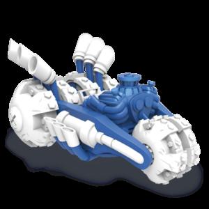Skylanders Superchargers / Jármű / Power Blue Gold Rusher