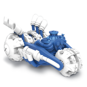 Skylanders Superchargers / Jármű / Power Blue Gold Rusher