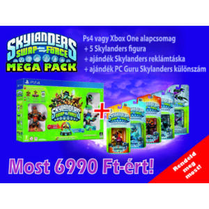 Skylanders SWAP Force MEGA PACK (PS4)