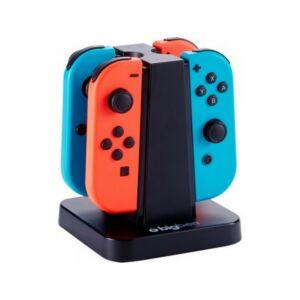Quad Charger 4 kontroller töltéséhez (Nintendo Switch)
