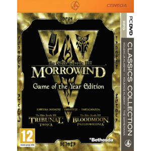 The Elder Scrolls Online: Morrowind Game of the Yer Edition (PC)