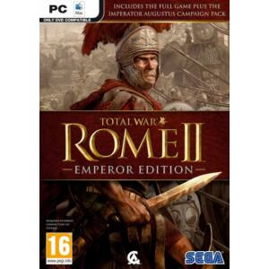 TOTAL WAR: ROME II - ENEMY AT THE GATES EDITION (PC)