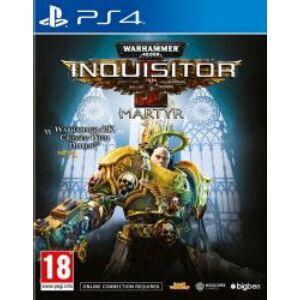 Warhammer 40K Inquisitor Martyr (PS4)