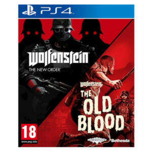 Wolfenstein Pack: The New Order, Old Blood (PS4)