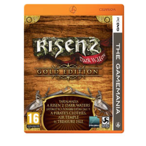 Risen 2: Dark Waters Gold Edition (PC)