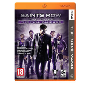 Saints Row: The Third - The Full Package (PC)