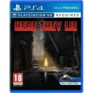 Here They Lie VR (PS4)