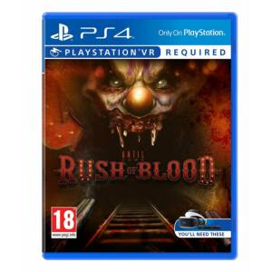 Until Dawn Rush of Blood VR (PS4)