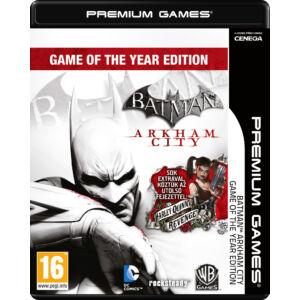 Batman  Arkham City Game of the Year (PC) - akció-kaland - PC Guru ... a97c799a44