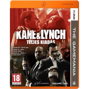 Kane & Lynch: Teljes kiadás (PC)