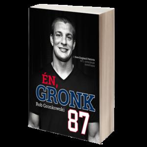 Én, Gronk! NFL könyv