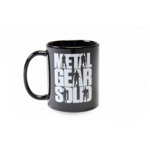 Metal Gear Solid bögre