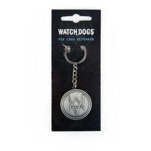 WATCH DOGS  Kulcstartó  FOX LOGO