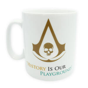 ASSASSIN'S CREED- History bögre