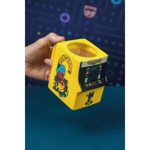 Pac-Man - Arcade formájú bögre