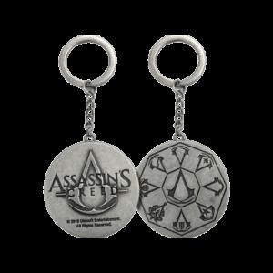 Assassin's Creed Legacy kulcstartó