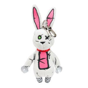 Borderlands 3 - Tiny Tina Rabbit plüss kulcstartó