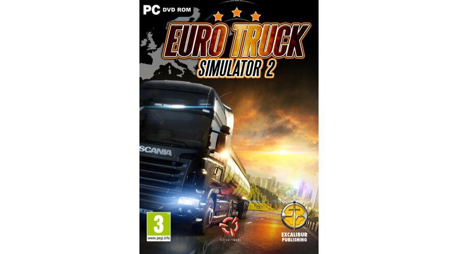 Euro Truck Simulator 2 Pc Csak K 211 D Versenyzős