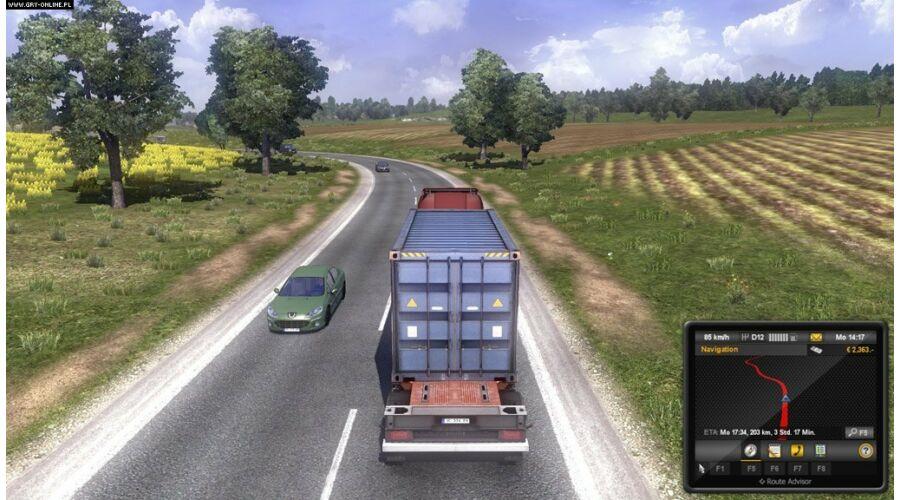 euro truck simulator 2 pc csak k d versenyz s. Black Bedroom Furniture Sets. Home Design Ideas